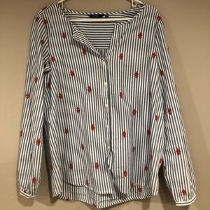 Tom Tailor Tops - Tom Tailor button up